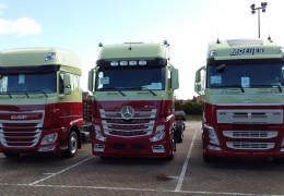 18 new trucks for Moeijes